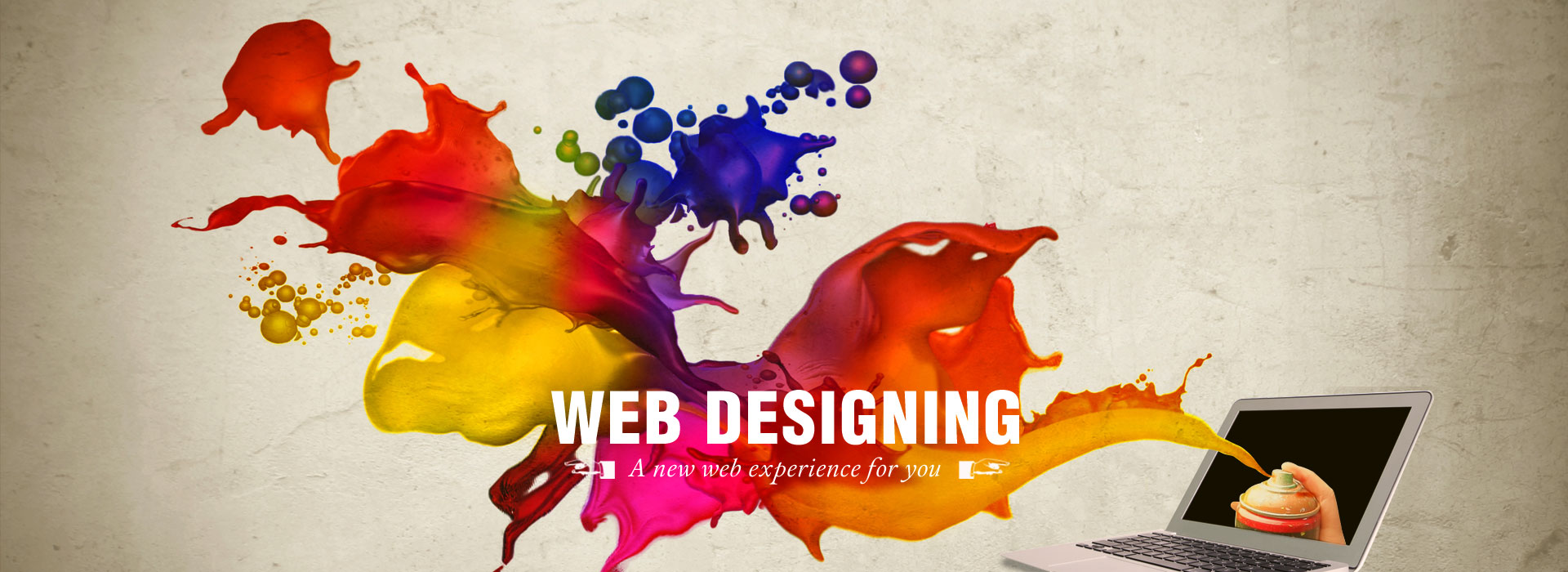 specialising in website design and implementation